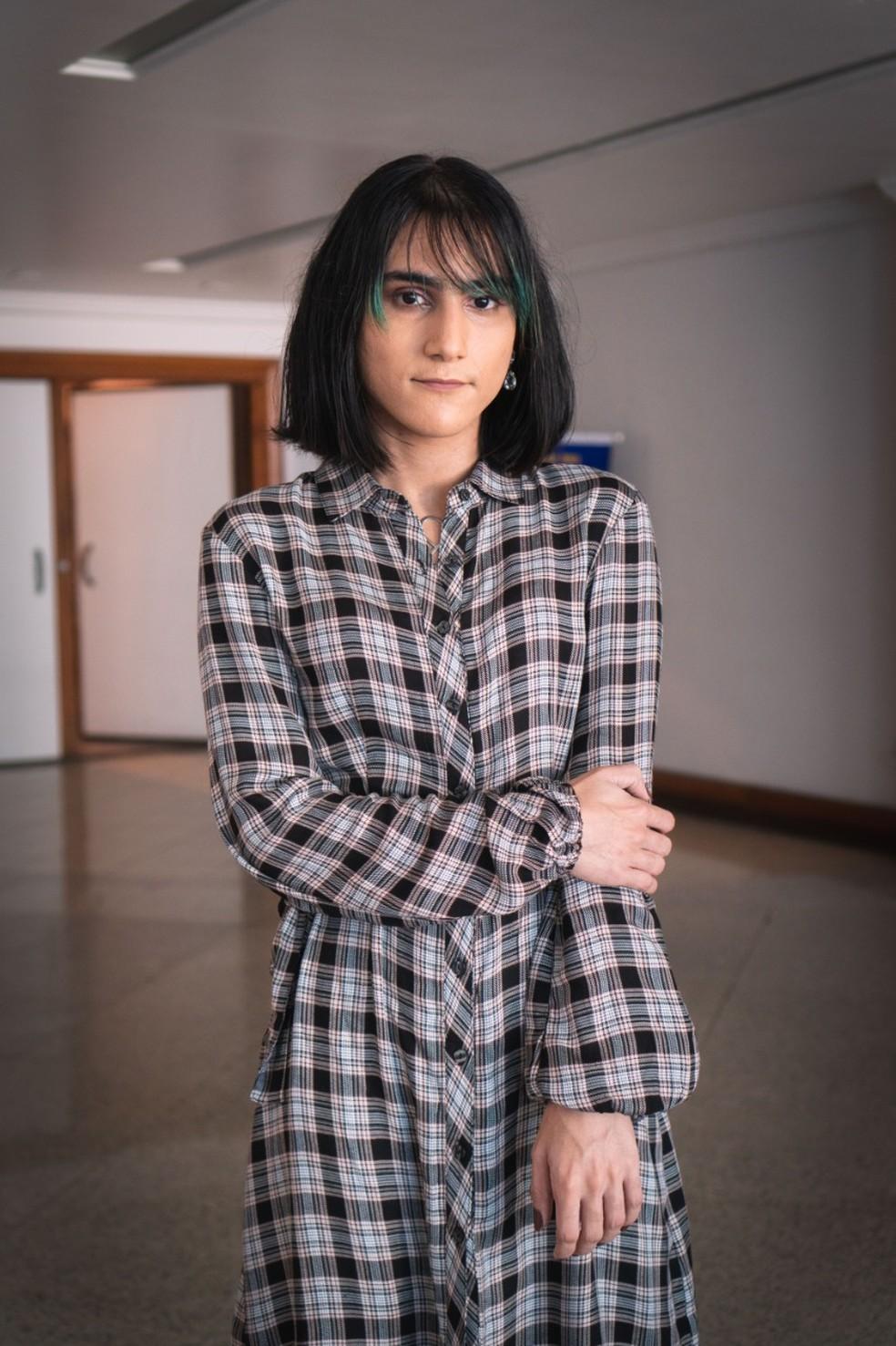 Bruna Tavares, estudante — Foto: Ivam Henriques