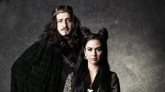 Johnny Massaro se prepara para viver o príncipe Rodolfo em 'Deus Salve o Rei'