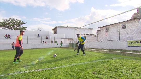 Com experiente Mondragon, Timbaúba visa boa participação na série A-2 do Estadual