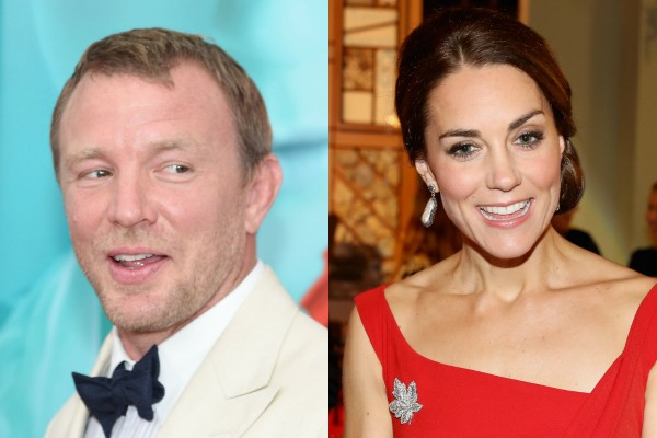 Guy Ritchie e Kate Middleton (Foto: Getty Images)