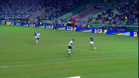 Enderson lamenta noite ruim do Coelho, mas exalta equilíbrio diante do Palmeiras