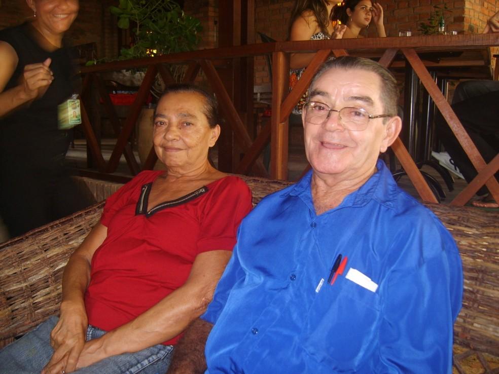 João Alves de Souza, de 81 anos, morreu no RN após esperar 11 dias por um leito — Foto: Cedida