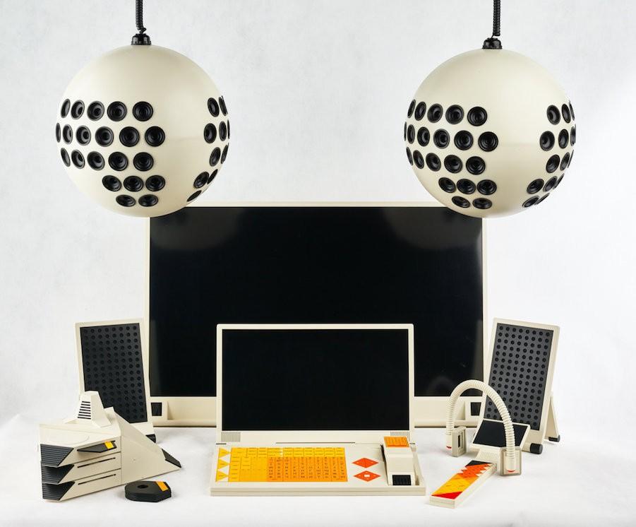 Designers soviéticos criaram o SPHINX (Foto: Divulgação/Moscow Design Museum)