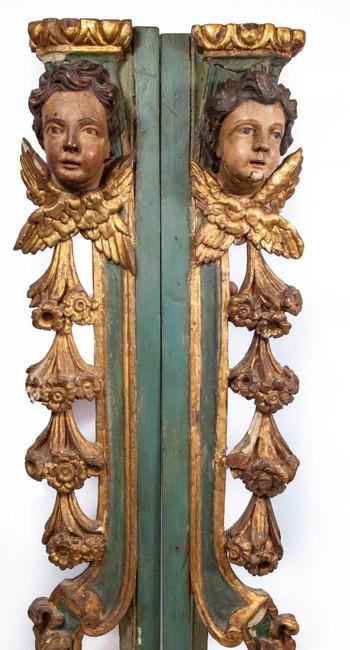 peças recuperadas da Igreja do Pilar