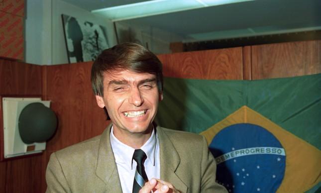 Em 1994, Jair Bolsonaro já atuava em Brasília: era deputado federal