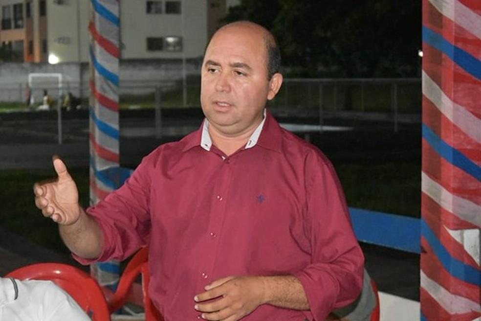 Robson Paz — Foto: Divulgação