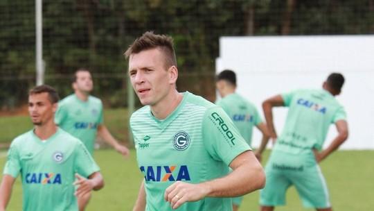 Foto: (Rosiron Rodrigues/Goiás)
