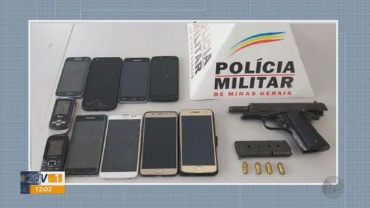 Foragido da Justiça é morto durante troca de tiros com policiais em Jacuí, MG