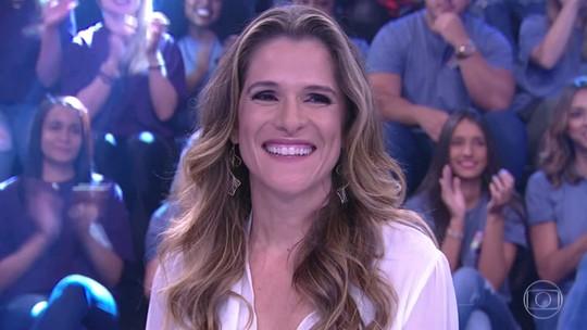 Ingrid Guimarães comenta relação com a dança: 'É uma libertação'