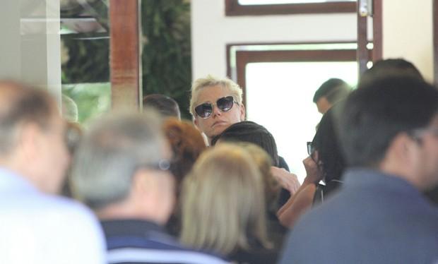 Xuxa (Foto: Wallace Barbosa/AgNews)