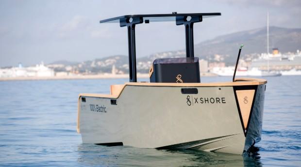 A bateria de cada barco dura de 8 a 12 horas (Foto: Divulgação)