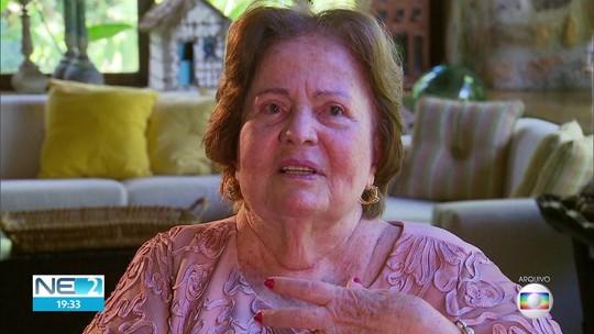 Cofundadora do Grupo Moura morre no Recife aos 89 anos