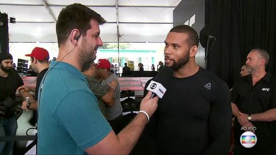 Sábado é dia de UFC em São Paulo