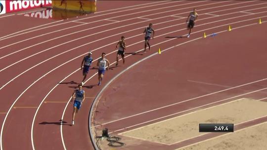 Norte-americanos erram, e Itália vence o revezamento 4x400m masculino no Mundial Sub-20