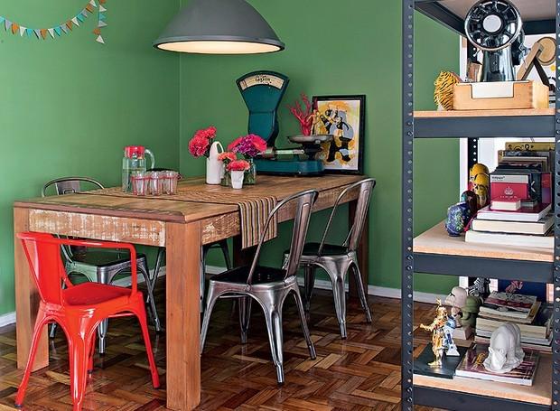 decoração-sala-de-jantar (Foto: Marcelo Magnani/Editora Globo)