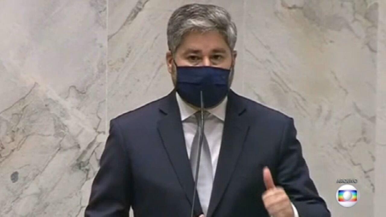 Pela primeira vez, Assembleia Legislativa de SP suspende mandato de um deputado estadual