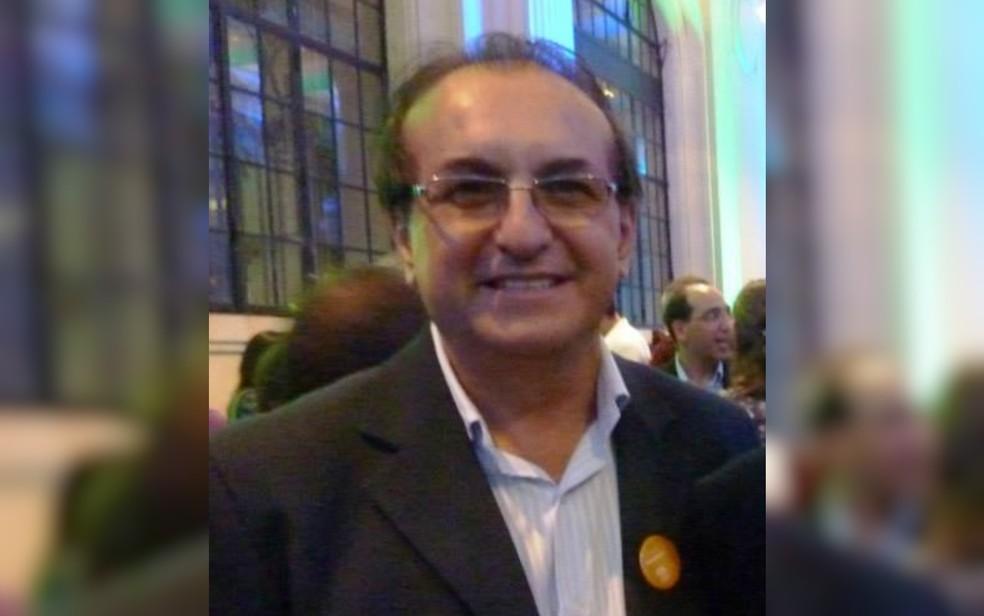 Edival Lourenço, Secretário de Cultura de Goiás — Foto: Reprodução