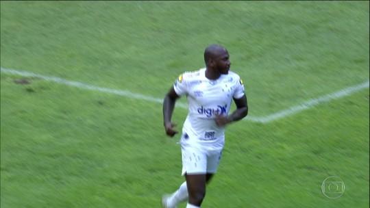 Cruzeiro vence Deportivo Lara na Libertadores