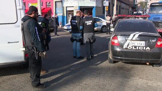 Operação policial em Porto Alegre combate roubos, receptação e tráfico de drogas