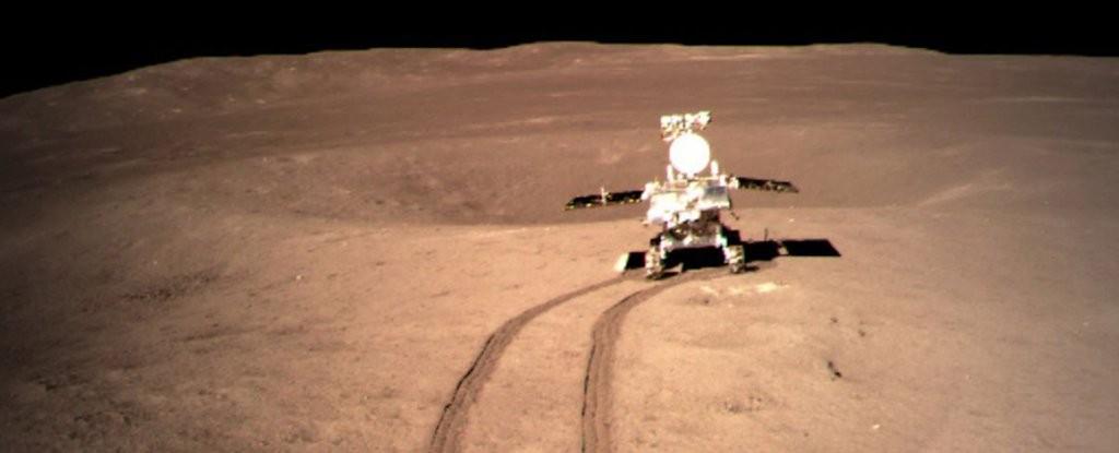 Agência espacial chinesa divulga novas imagens da jornada da sonda (Foto: Divulgação)