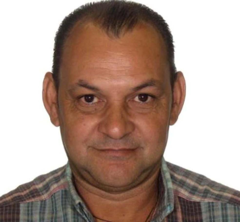 Paulo Roberto da Silva teve a prisão decretada e estava foragido pelo crime em Paulistânia  — Foto: Facebook/ Reprodução