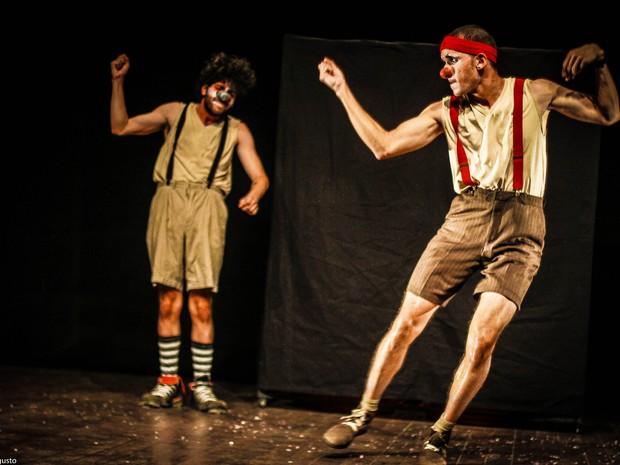 'Pedro, Que Horas São?' na programação infantil do Teatro Carlos Câmara (Foto: Divulgação)