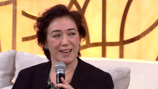 Lilia Cabral conta que Silvana vai para clínica em 'A Força do Querer'