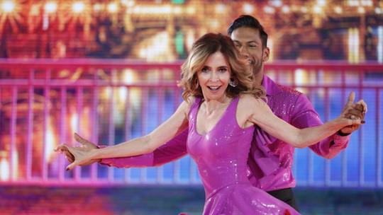 Deborah Evelyn quer continuar dançando e revela torcida por Dani e Bia no 'Dança dos Famosos'