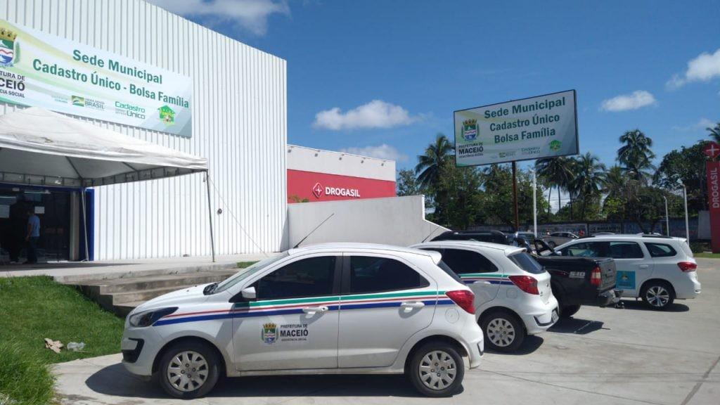 Atendimento na sede do CadÚnico em Maceió é suspenso a partir desta segunda-feira