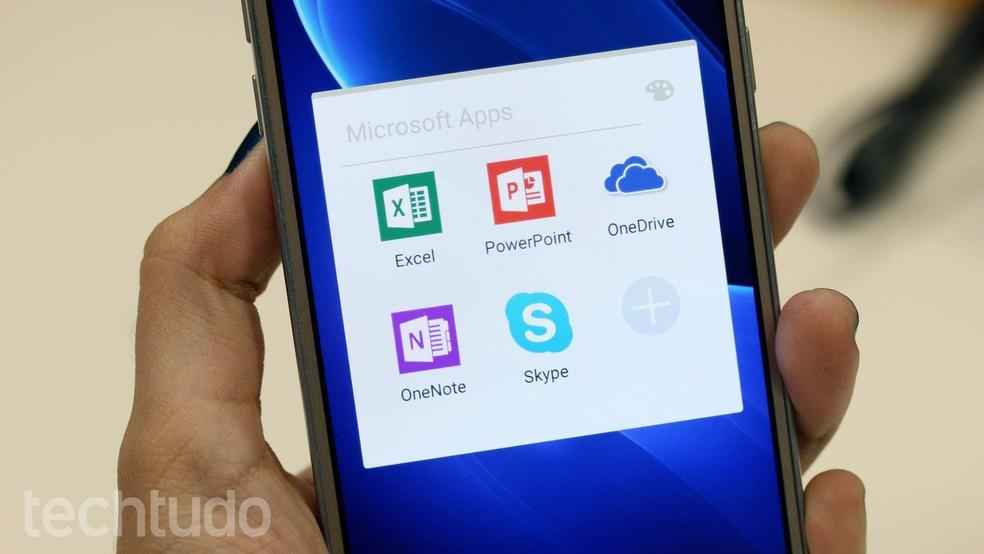 Nova versão Office 365 lança funções para ajudar usuários — Foto: Ana Marques/TechTudo