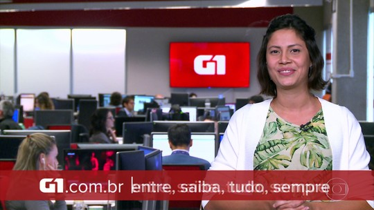 G1 em 1 Minuto: Ministros se reúnem com governadores da Amazônia, em Belém