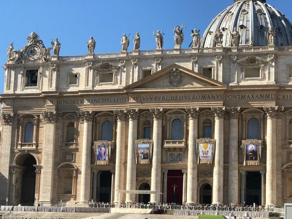 Mártires de Uruaçu e Cunhau serão canonizados no Vaticano neste domingo (Foto: Clayton Carvalho/Inter TV Cabugi)