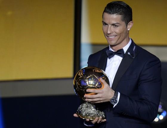 Cristiano Ronaldo (Foto: AP)