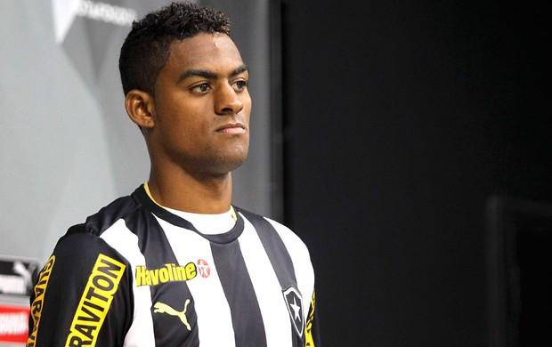 Dankler Botafogo (Foto: Alexandre Cassiano / Agência o Globo)