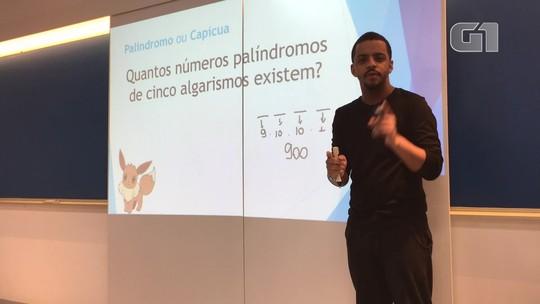 9/10/2019 é palíndromo: entenda o que é, e resolva um desafio de matemática