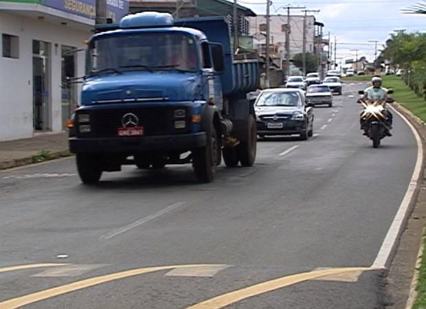 Número de acidentes de trânsito preocupa autoridades em Araxá