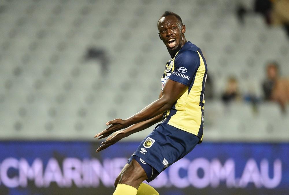 Empresário de Usaint Bolt confirma que recebeu proposta de contrato de clube australiano
