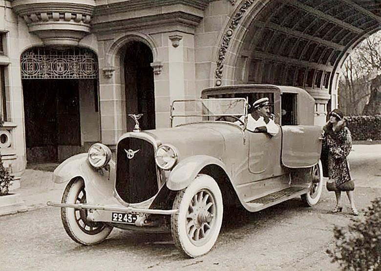Limousine Farman