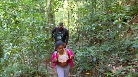 Unidades de conservação são foco de campanha no Rio