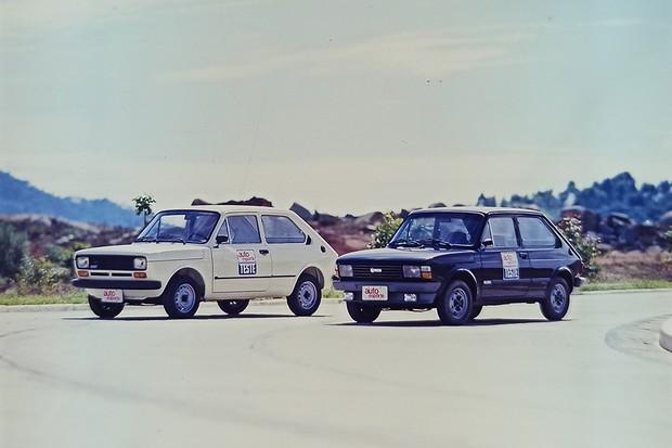 Com a nova frente, o Fiat aumentou seu comprimento em mais de 10 cm. (Foto: Saulo Mazzoni)