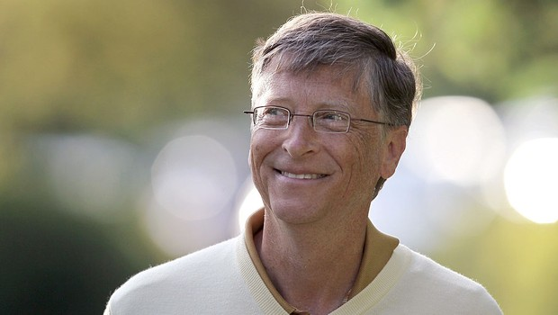 O bilionário Bill Gates (Foto: Scott Olson/Getty Images)