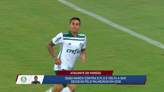 Palmeiras se fia em Dudu, o cara dos jogos decisivos, para eliminar Boca na Libertadores; números