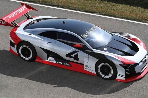 Audi e-tron Vision Gran Turismo  (Foto: Reprodução)