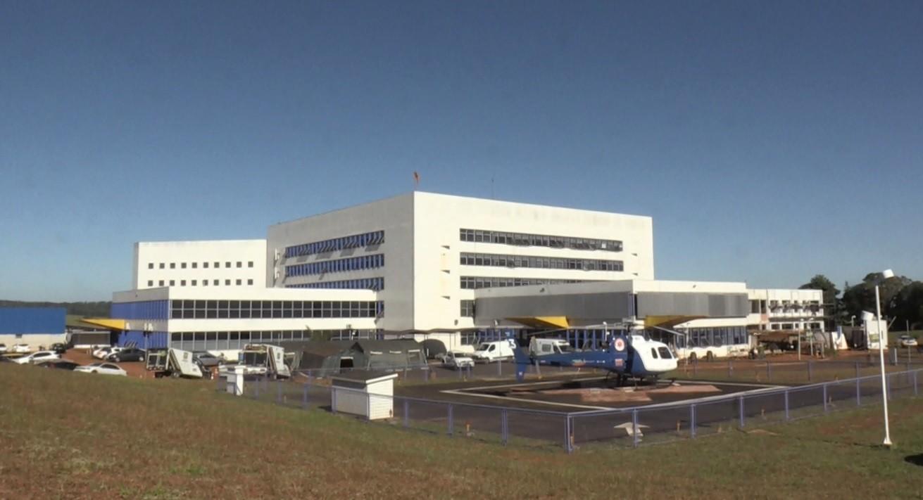 Com 46 pacientes internados, HU de Ponta Grossa atinge lotação máxima na UTI para Covid-19
