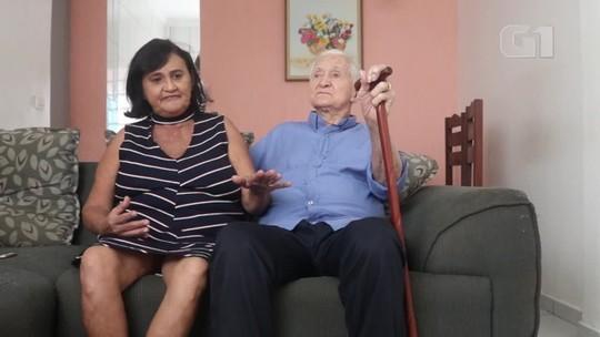 Aos 94 anos, homem realiza sonho da esposa de casar na igreja após quatro décadas juntos