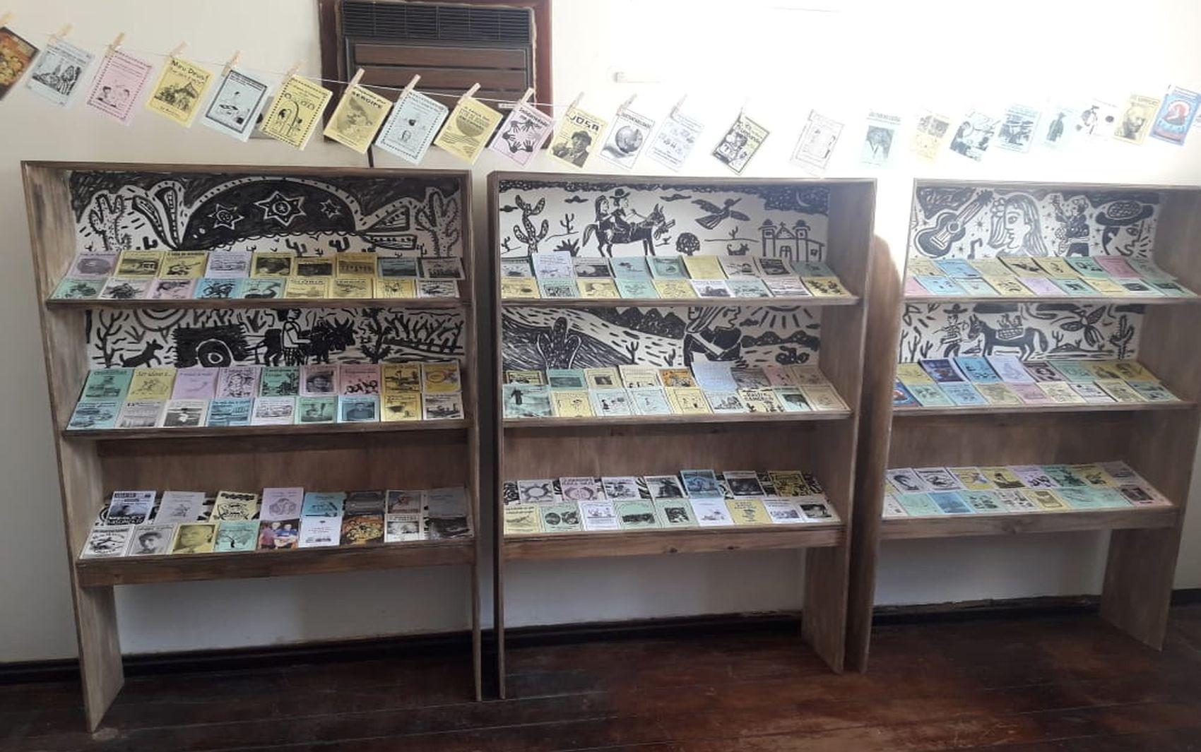 Sala de cordel será inaugurada em biblioteca de Lagarto nesta sexta-feira - Notícias - Plantão Diário