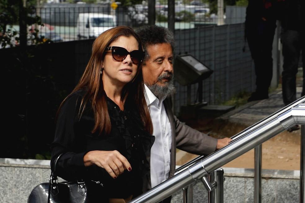 Mônica Moura disse ter negociado valores diretamente com Dilma Rousseff (Foto: Marcelo Chello/CJPress/Estadão Conteúdo)