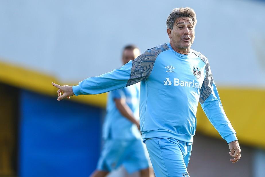 Blefe ou cartada? André e Jael podem ir da disputa à parceria em decisão pelo Grêmio