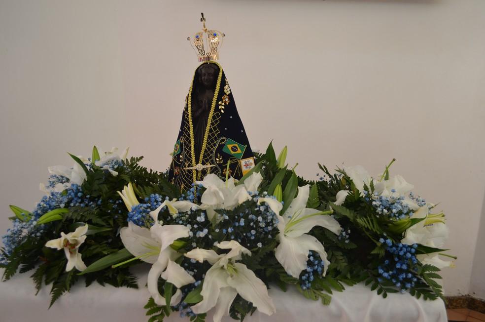 Nossa Senhora Aparecida — Foto: g1/SE/Arquivo