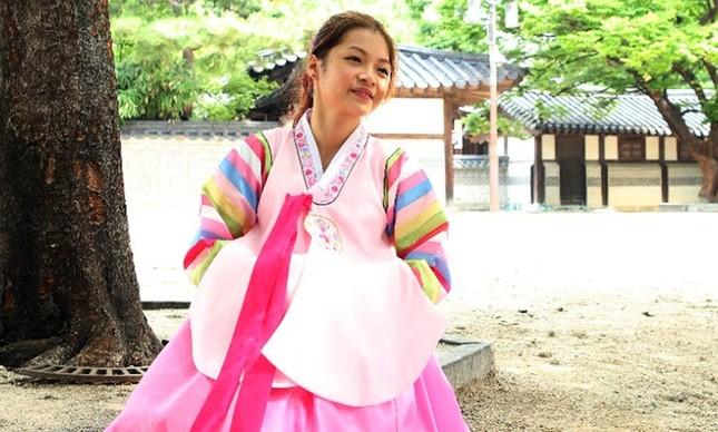 O hanbok, veste tradicional coreana